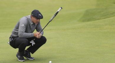 PGA Golf slow play AP