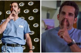 Rodgers Happy Gilmore