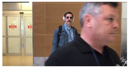 WATCH: Rodgers spotted in Winnipeg, sporting Canadian tuxedo