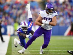 Vikings Cole Hikutini AP
