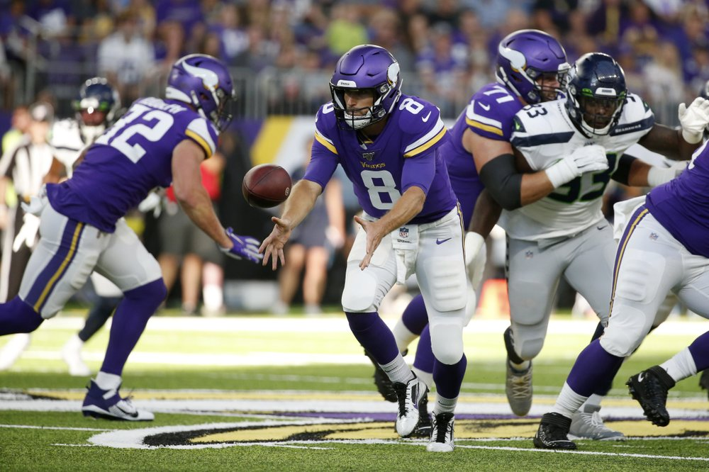 Zimmer, Vikings aim to get over hump with changes inevitable