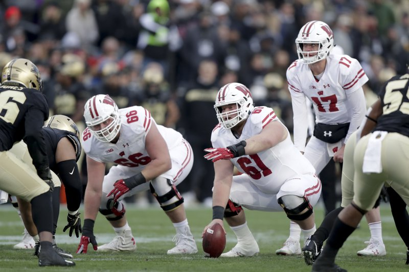 No 19 Wisconsin To Start Qb Jack Coan In Season Opener Wkty