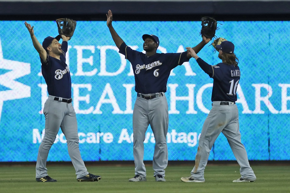 Braun homers, Brewers beat Marlins 3-2 for 7th straight win