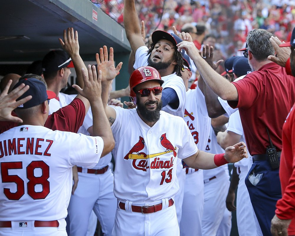 Cardinals clinch NL Central; Cubs lose in Maddon's finale