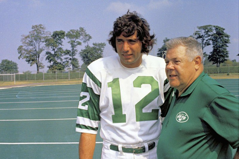 NFL At 100: Jets-Browns squared off in MNF's debut in 1970