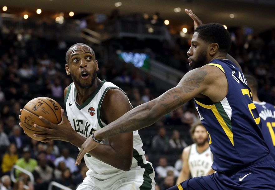 Bucks F Middleton out weeks with thigh contusion