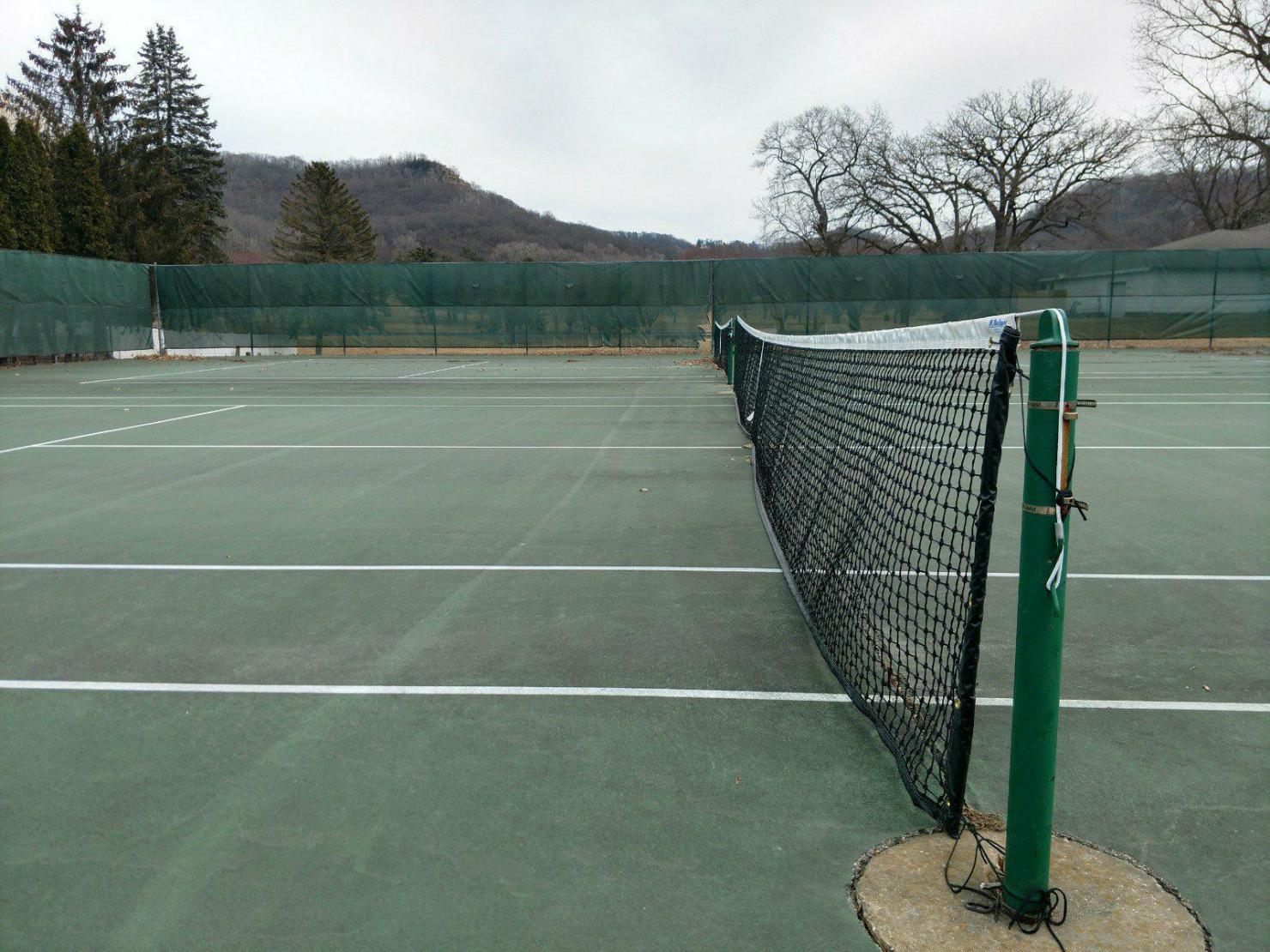 Upgrades coming to Forest Hills tennis courts; usage questions remain