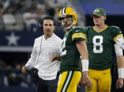 Packers Rodgers LaFleur AP
