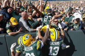 APTOPIX Raiders Packers Football
