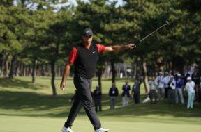 Tiger Woods golf AP