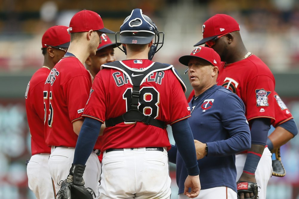Mold-breaking Twins pitching coach makes positive impression