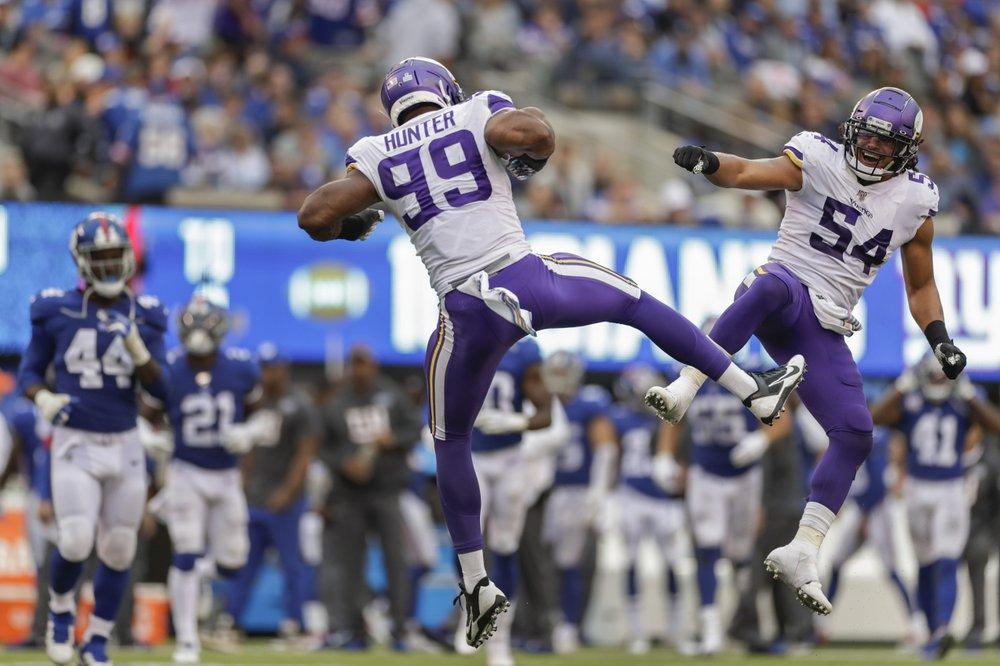 Unheralded Vikings LB Kendricks on verge of breakout season