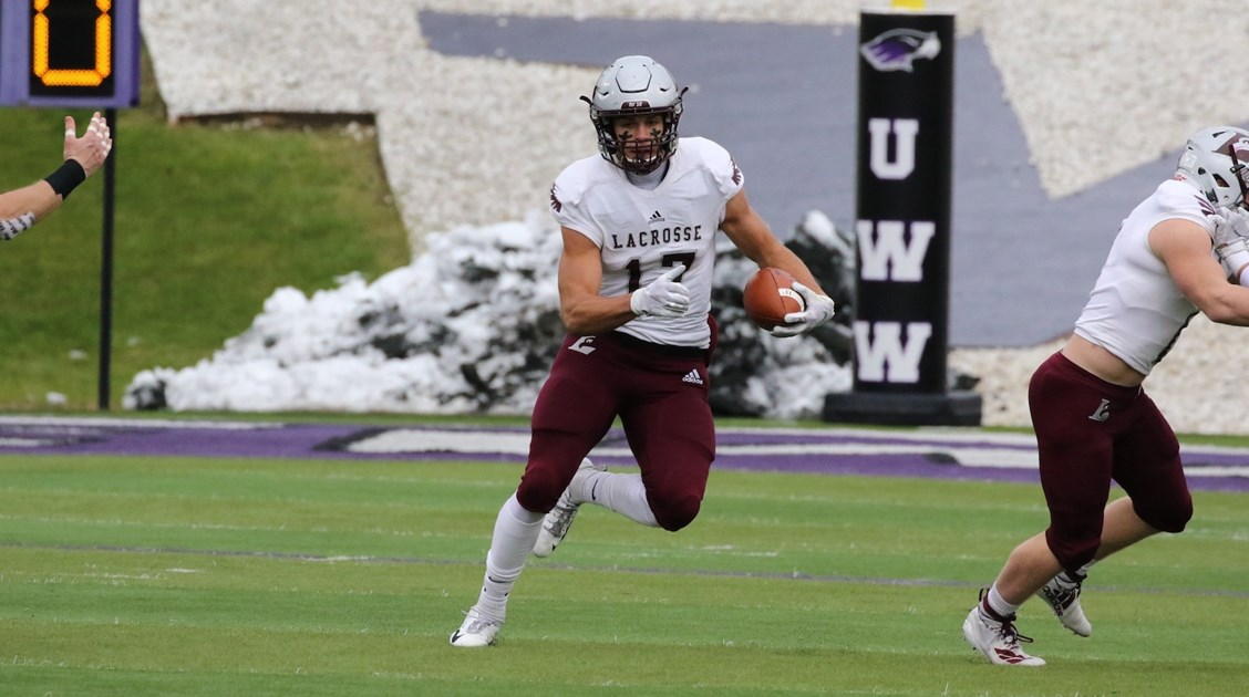 Late INT ends comeback, as UW-La Crosse falls to No. 3 UW-Whitewater
