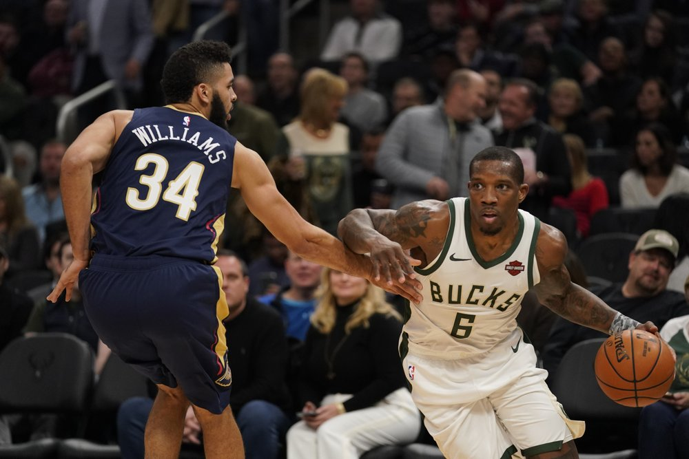 No Antetokounmpo, no problem, Bucks win 16th straight