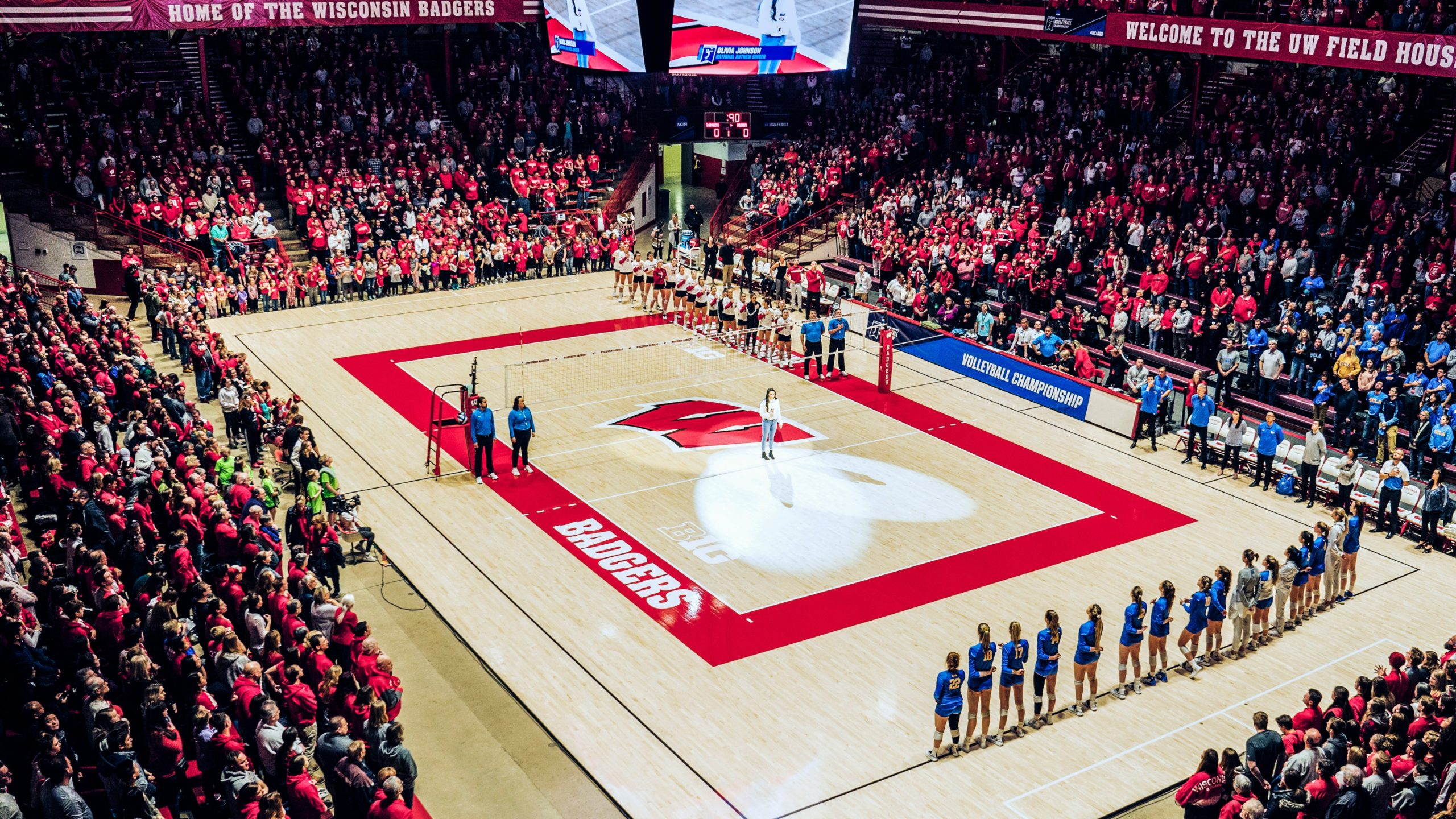 Ncaa Tourney Volleyball Teams Including Badgers To Have Open Practice Thursday In Madison Wkty