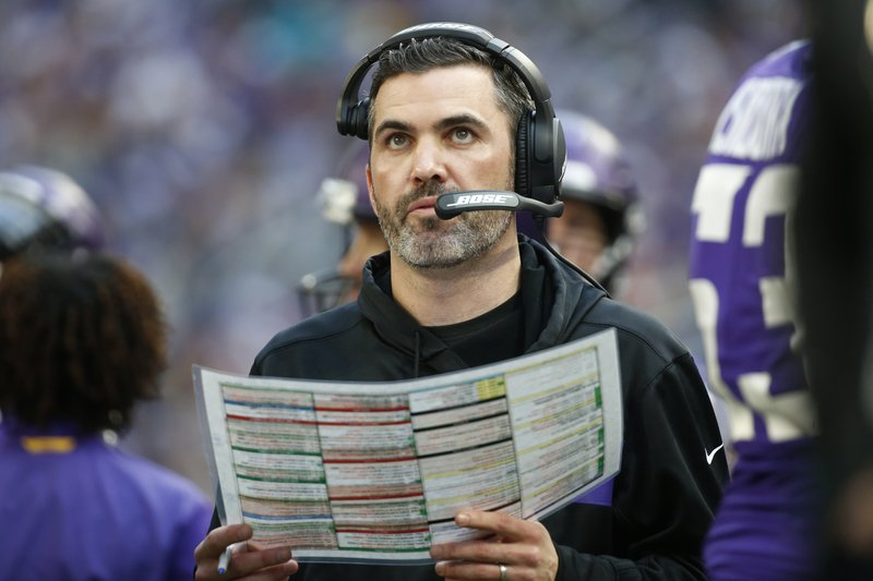 Browns hire Vikings offensive coordinator as next coach