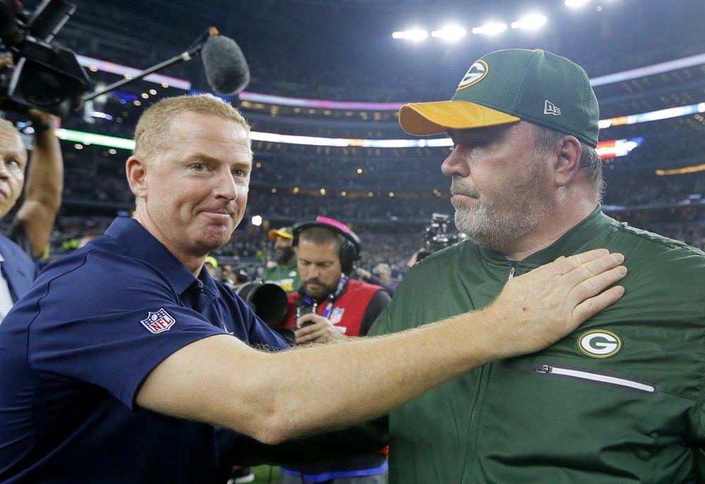 Cowboys to introduce McCarthy as club's 9th coach Wednesday