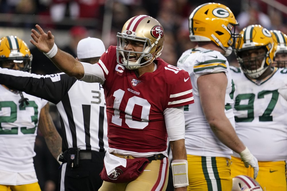 After cashing in on QB gambles, Niners, Chiefs in Super Bowl