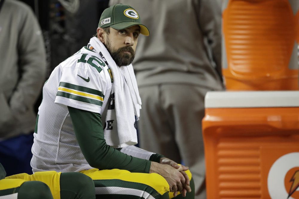 Packers' CEO 'hopeful' about sorting things out with Rodgers