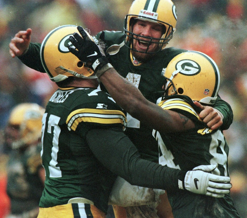 Top 25 Plays in Packers history (maybe, at least on film)