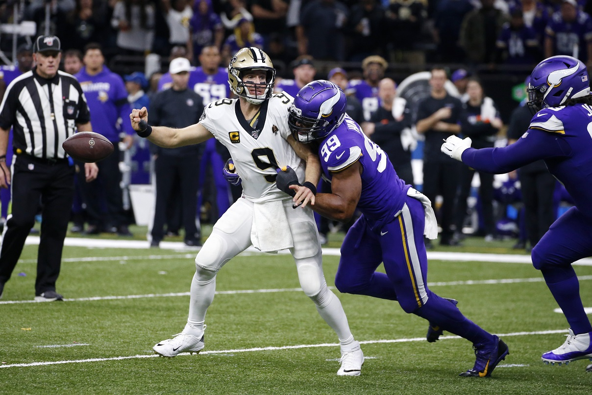 Vikings, like Texans, work OT to advance in NFL playoffs