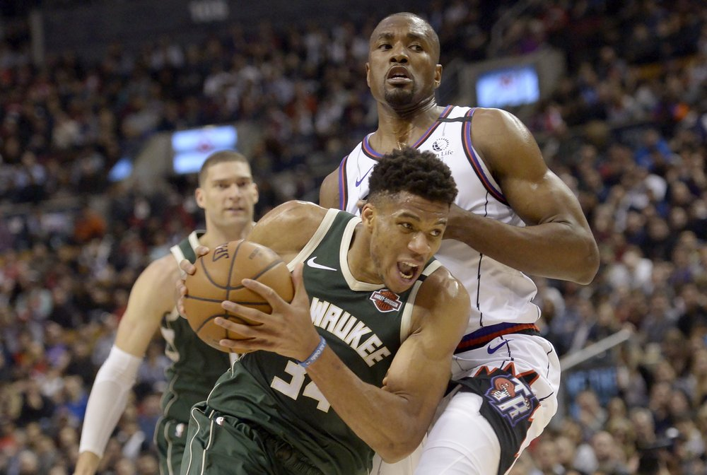 Bucks' Antetokounmpo feared his injury was more serious
