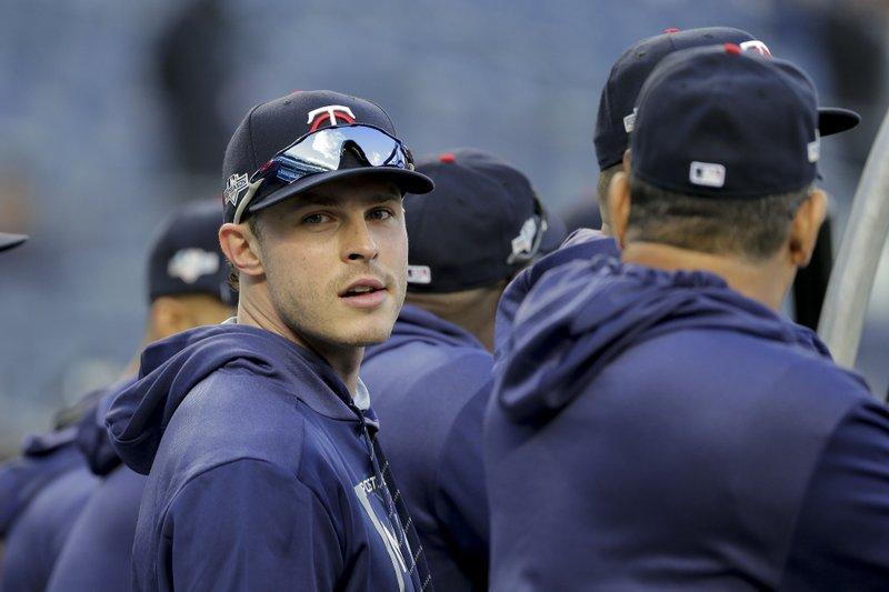 Twins right fielder Max Kepler grew up idolizing Derek Jeter
