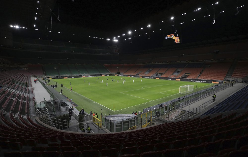 Italian sport to take place without fans until April 3