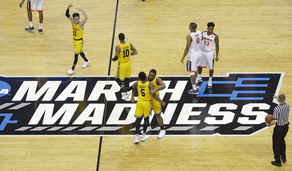 Reliving the BIGGEST upset in NCAA Tourney history