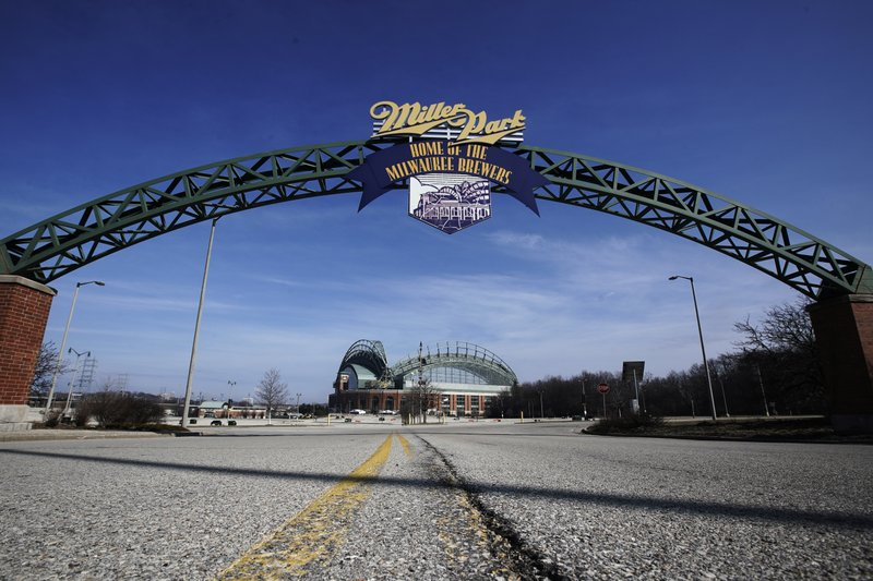 Brewers home-opener postponed due to virus