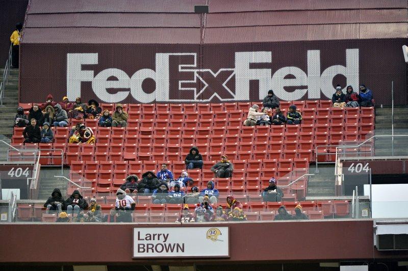 Sponsor FedEx asks Washington professional football team to change its name