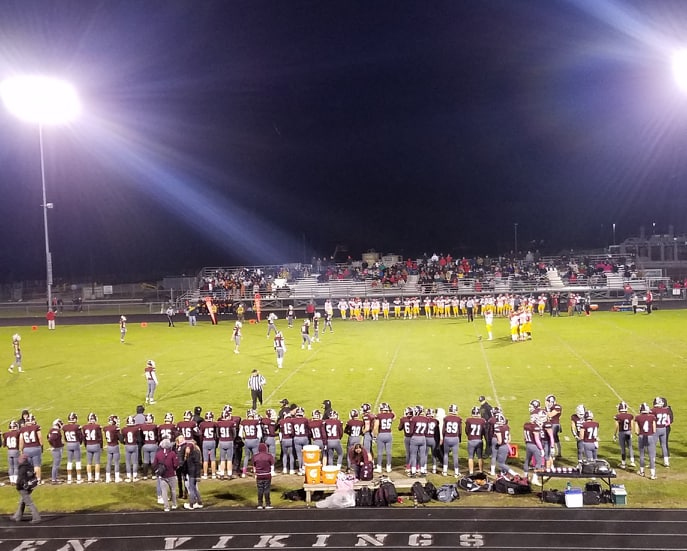 Holmen's Kowalski feels Wisconsin high school football on the brink this season