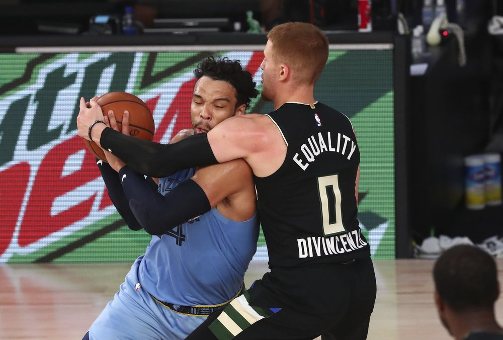 No Giannis, nothing to play for, Grizzlies roll past Bucks, reach West play-in round