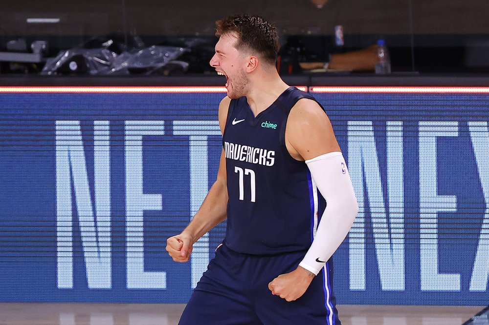 Doncic and Mitchell reaching new heights in the postseason