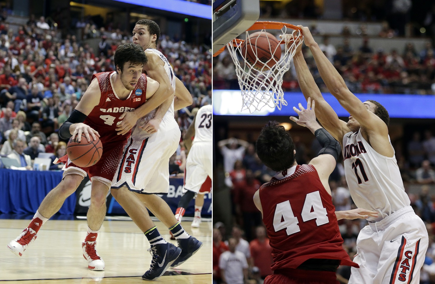 """NBA's """"March Madness,"""" has Badgers fans reminiscing as Bucks get set to play Magic"""