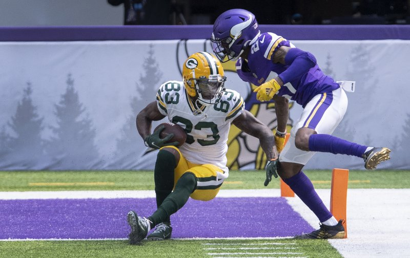 Valdes-Scantling ready to build on Week 1 effort for Packers