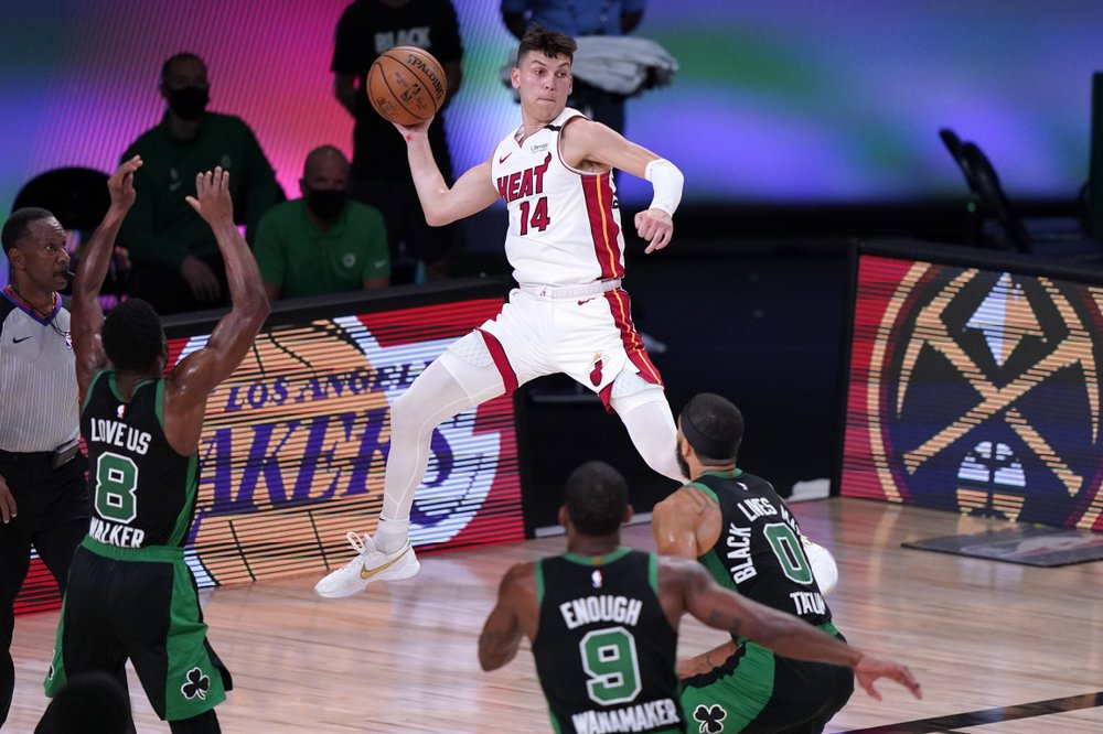 Comeback Heat do it again, rally past Celtics for 2-0 lead