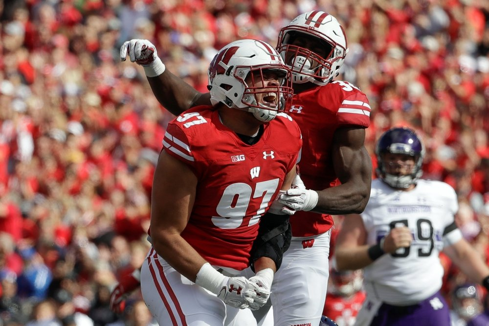 Wisconsin's veteran defense ready for bigger responsibility