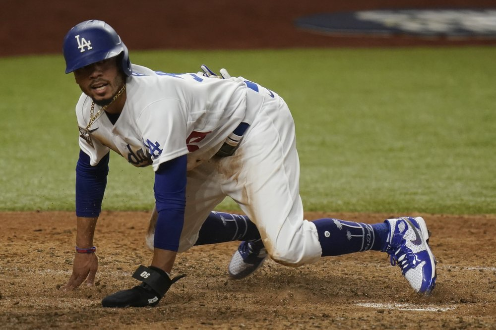 Total package: Betts paying off big for Dodgers in every way