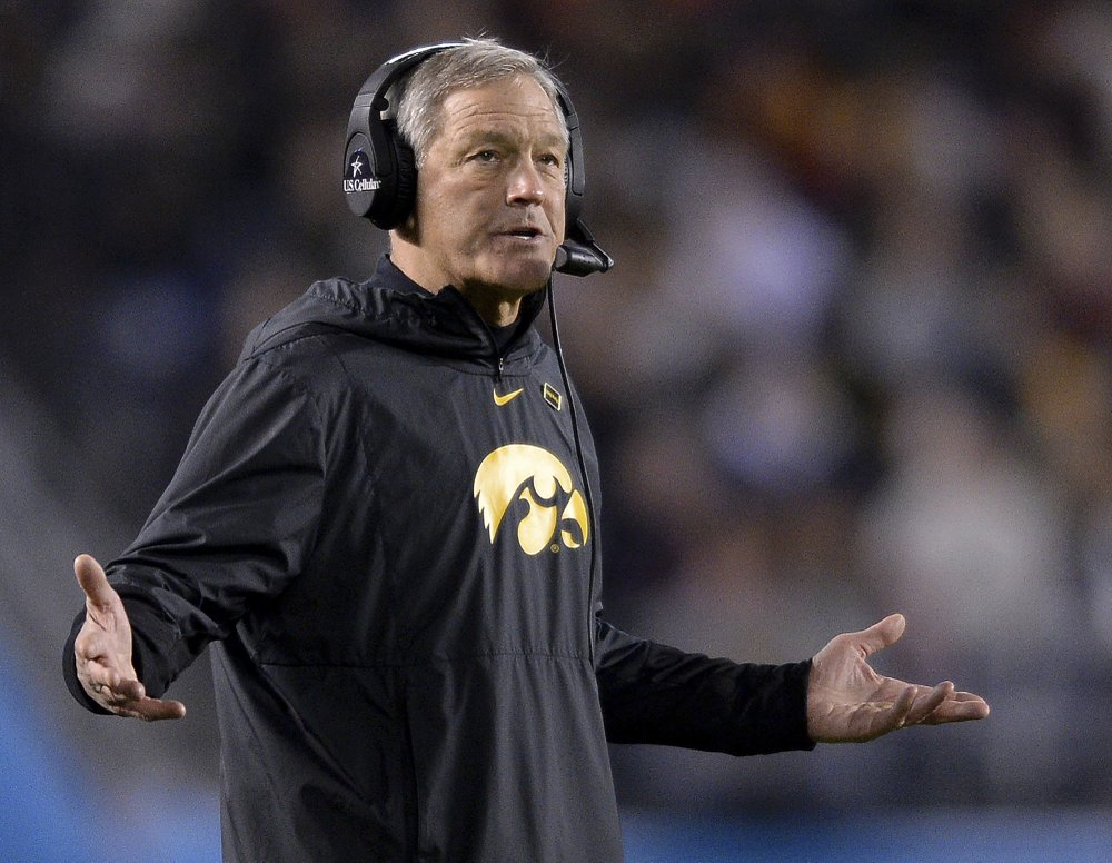 Iowa says it won't pay ex-players' demand for $20 million