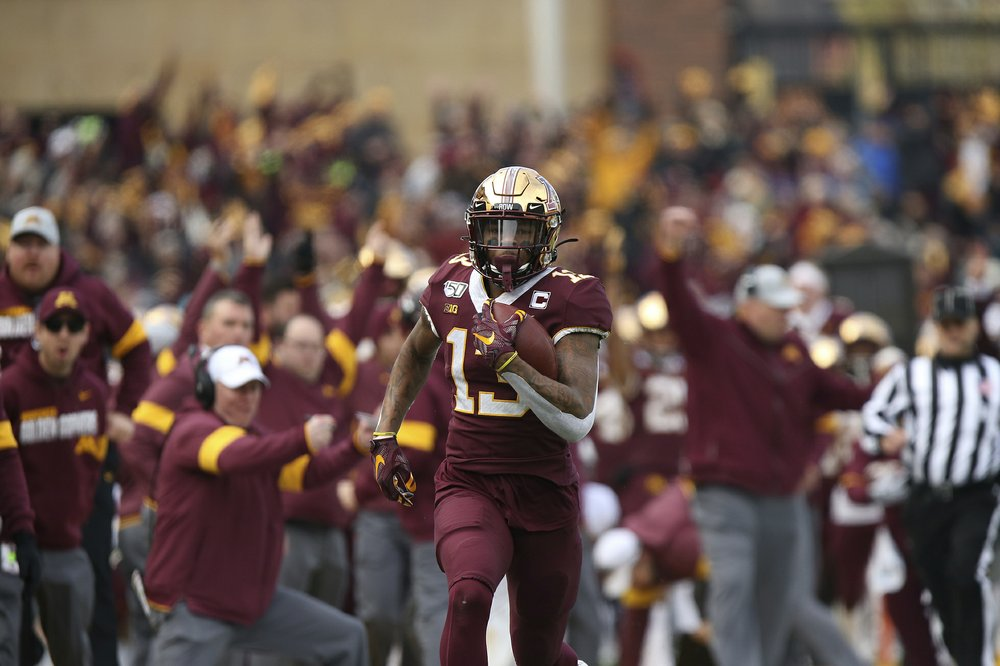 Getting Bateman back could be game-changer for Gophers