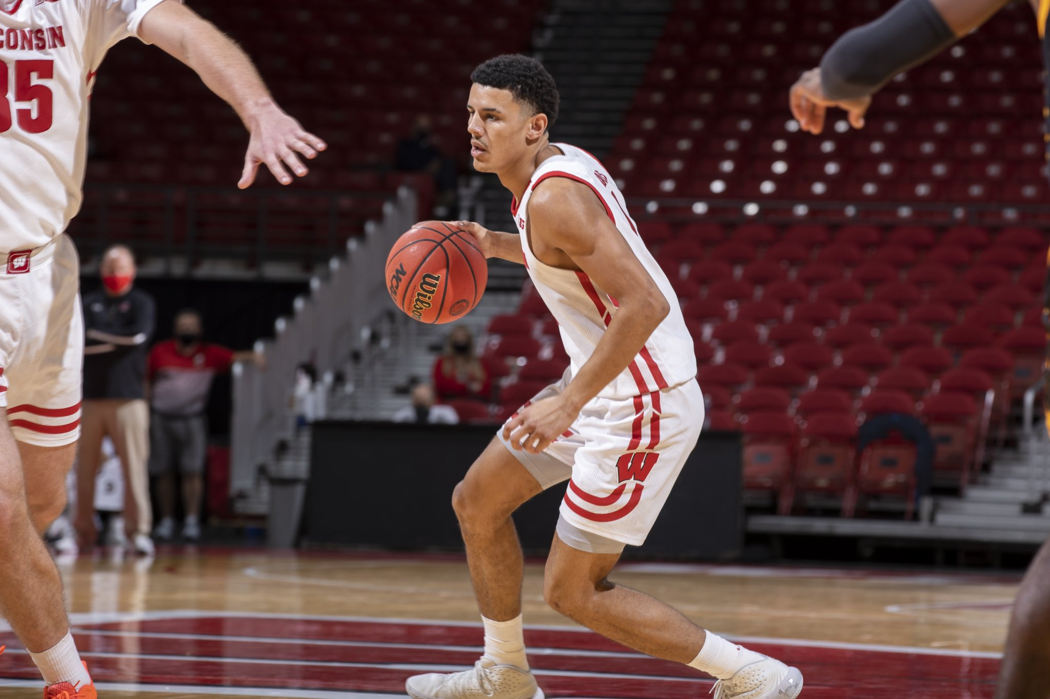 Badgers look to get back at Maryland after upset loss last time out