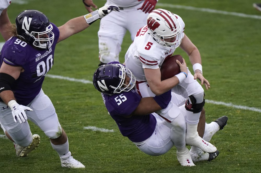 Minnesota matchup helps No. 18 Badgers turn page after loss