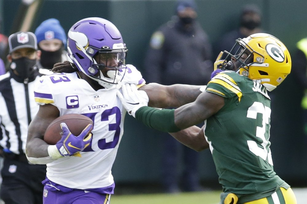 Cooking with Dalvin: Vikings ground game going strong