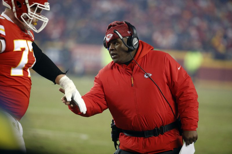 Chiefs' Bieniemy misses out on head coach job once again