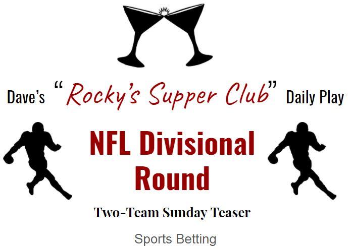 NFL Divisional Round (Sunday)