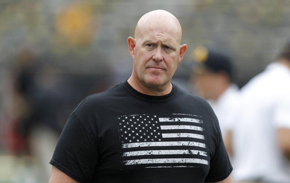 Jags' Meyer defends hiring ex-Iowa coach accused of racism