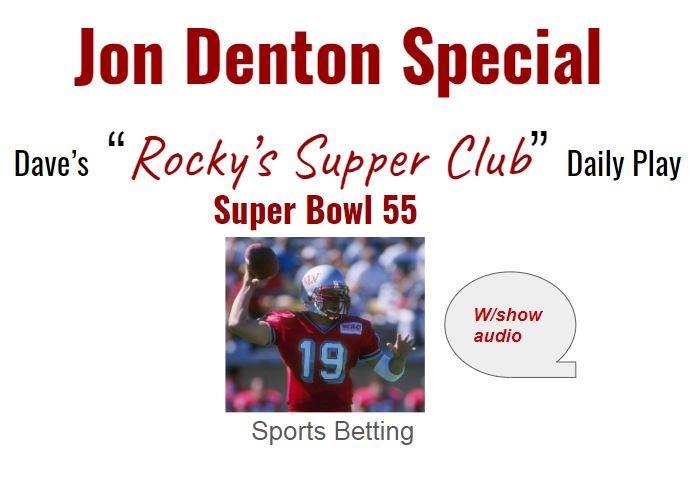 Jon Denton Special