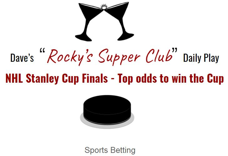 Who's the Stanley Cup favorite?