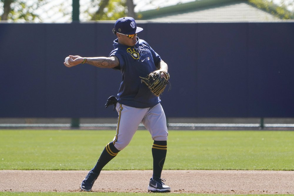 Brewers relying on offseason fielding upgrades to pay off